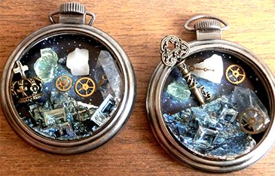時計の中の銀河